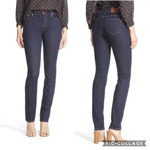 Madewell Alley Straight Jeans 26